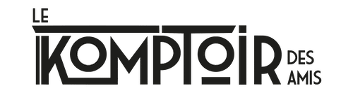 Le Komptoir des Amis, restaurant à Saint-Jean-de-Luz, logo header